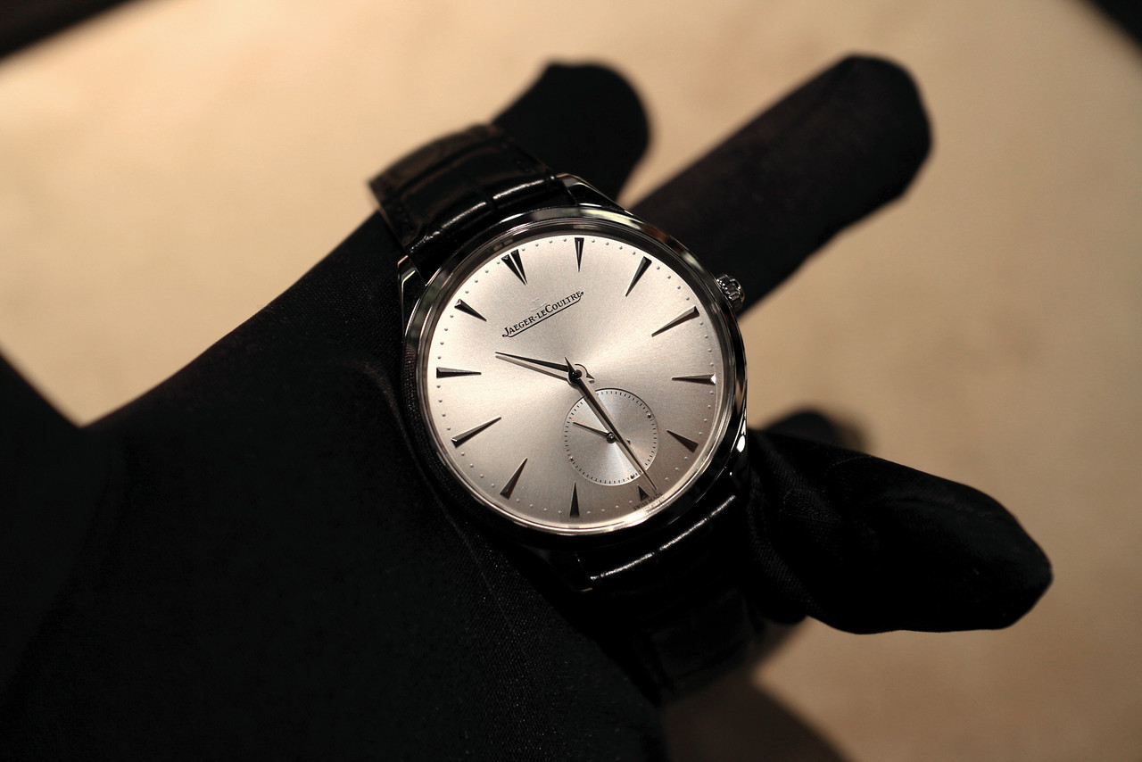 Jaeger-LeCoultre Ultra Thin