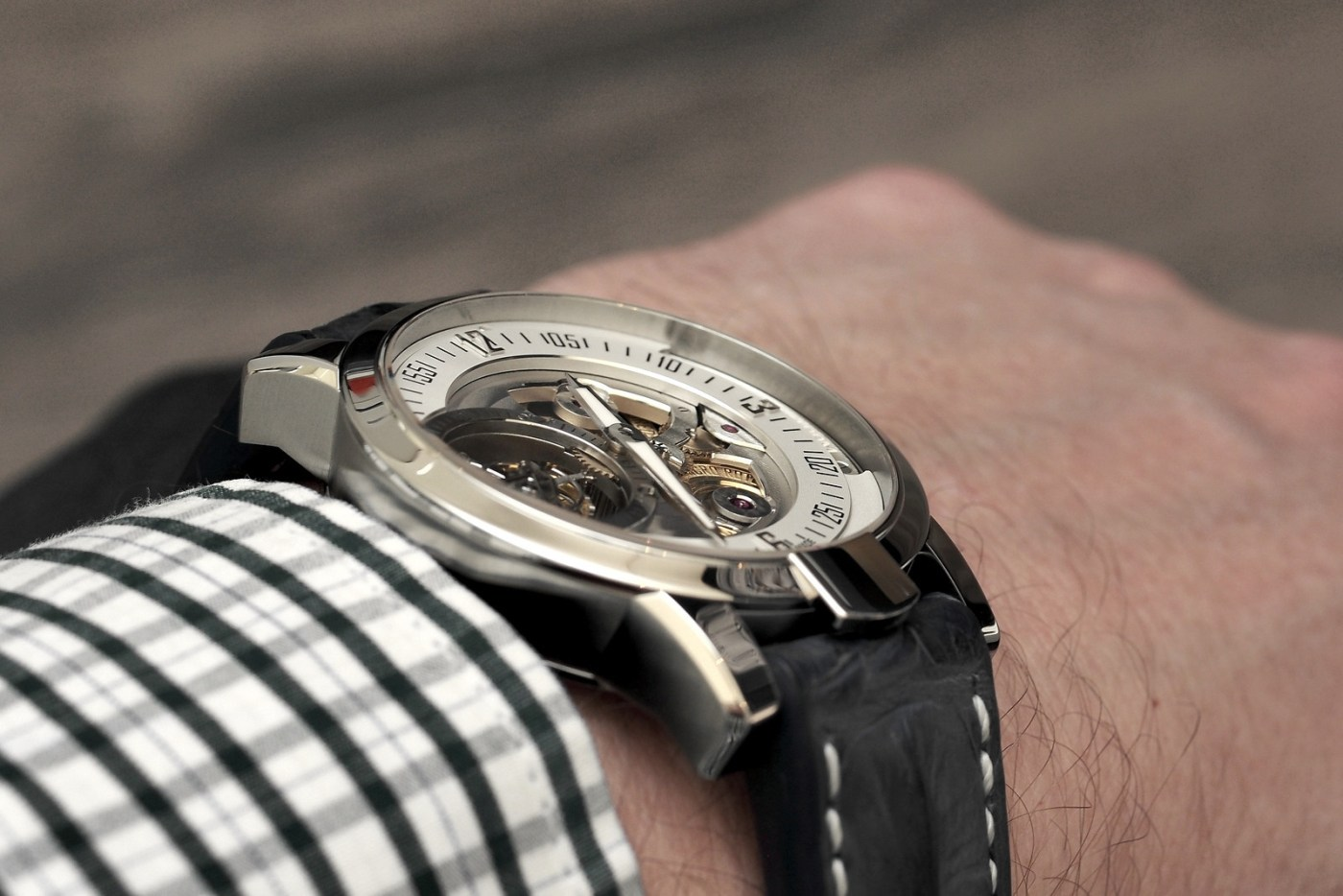 Armin Strom Tourbillon Gravity Water