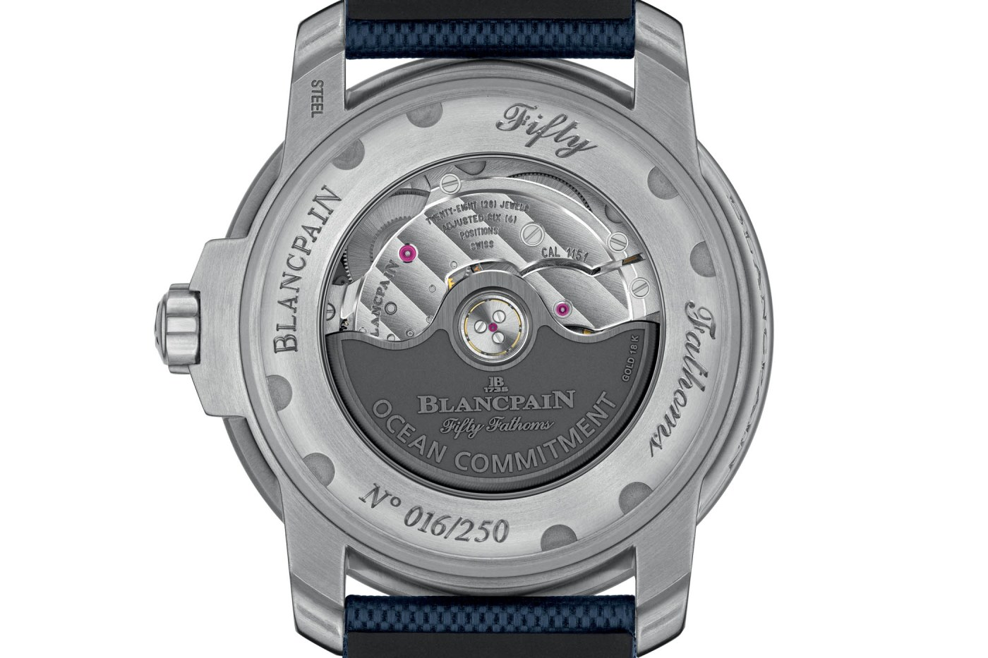 Blancpain Fifthy Fathoms Ocean Commitment III