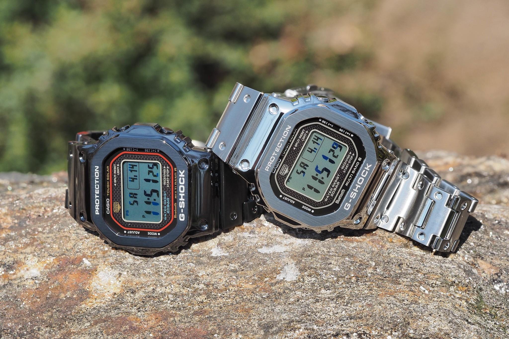G-Shock 5000 Series Full Metal