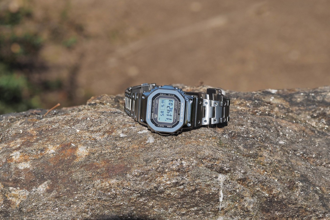 G-Shock Full Metal 5000 Series Stainless Steel
