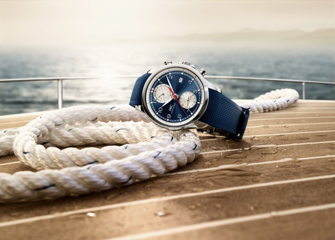 IWC Portugieser Yacht Club Chronograph IW390507