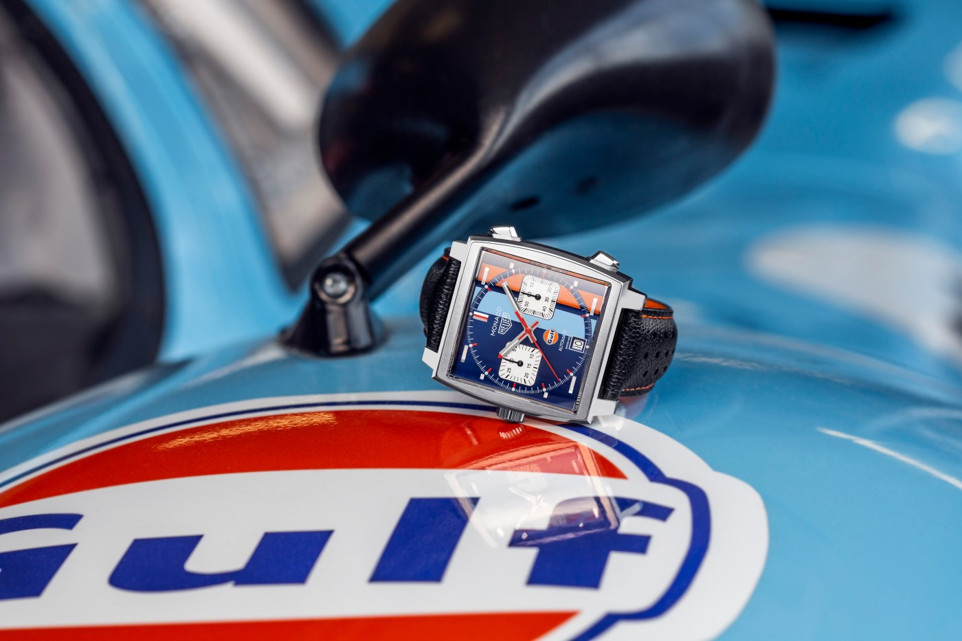 TAG Heuer LeMans Gulf 50th Anniversary