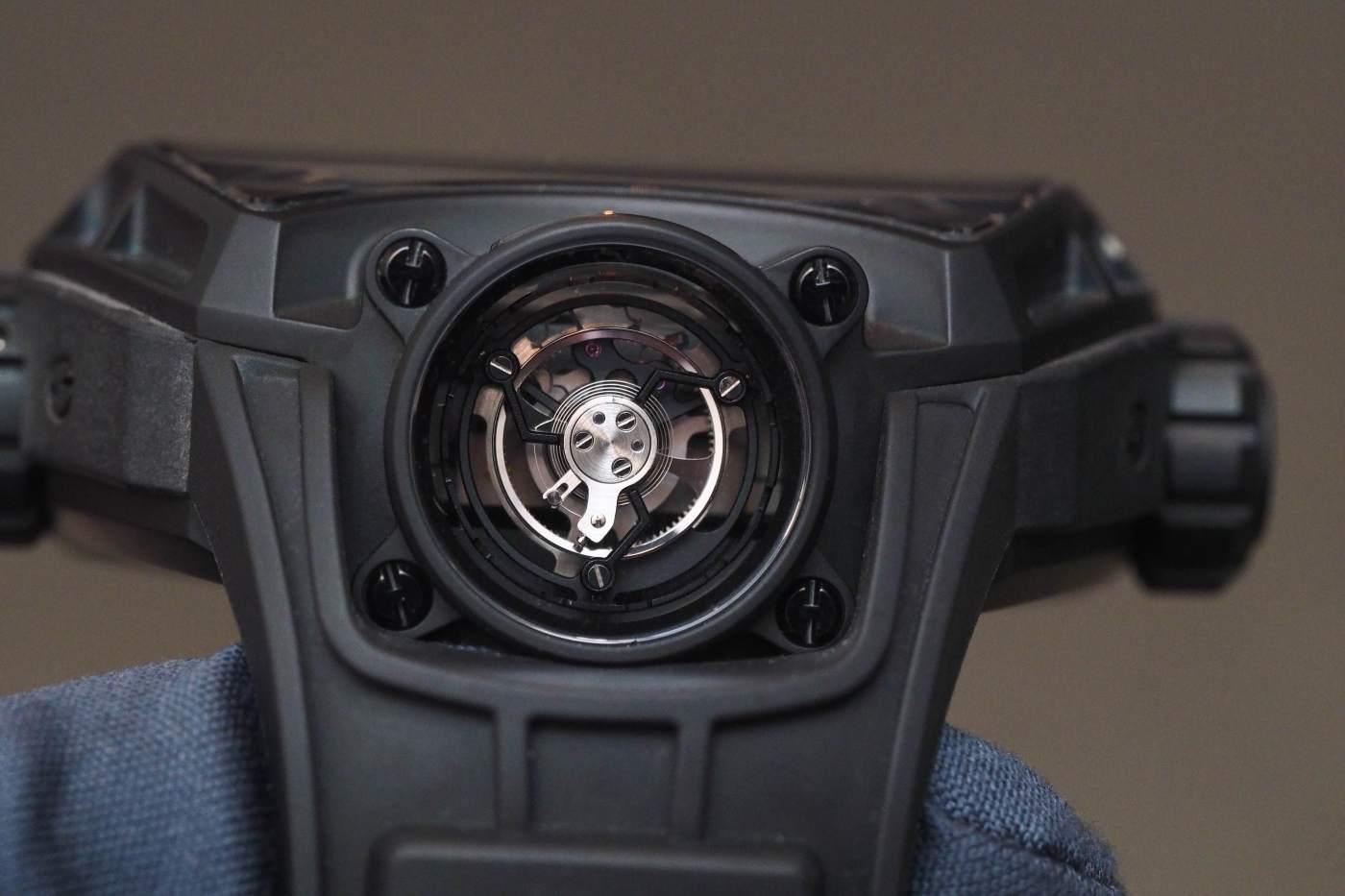 Hublot MP-12 Key of Time Skeleton