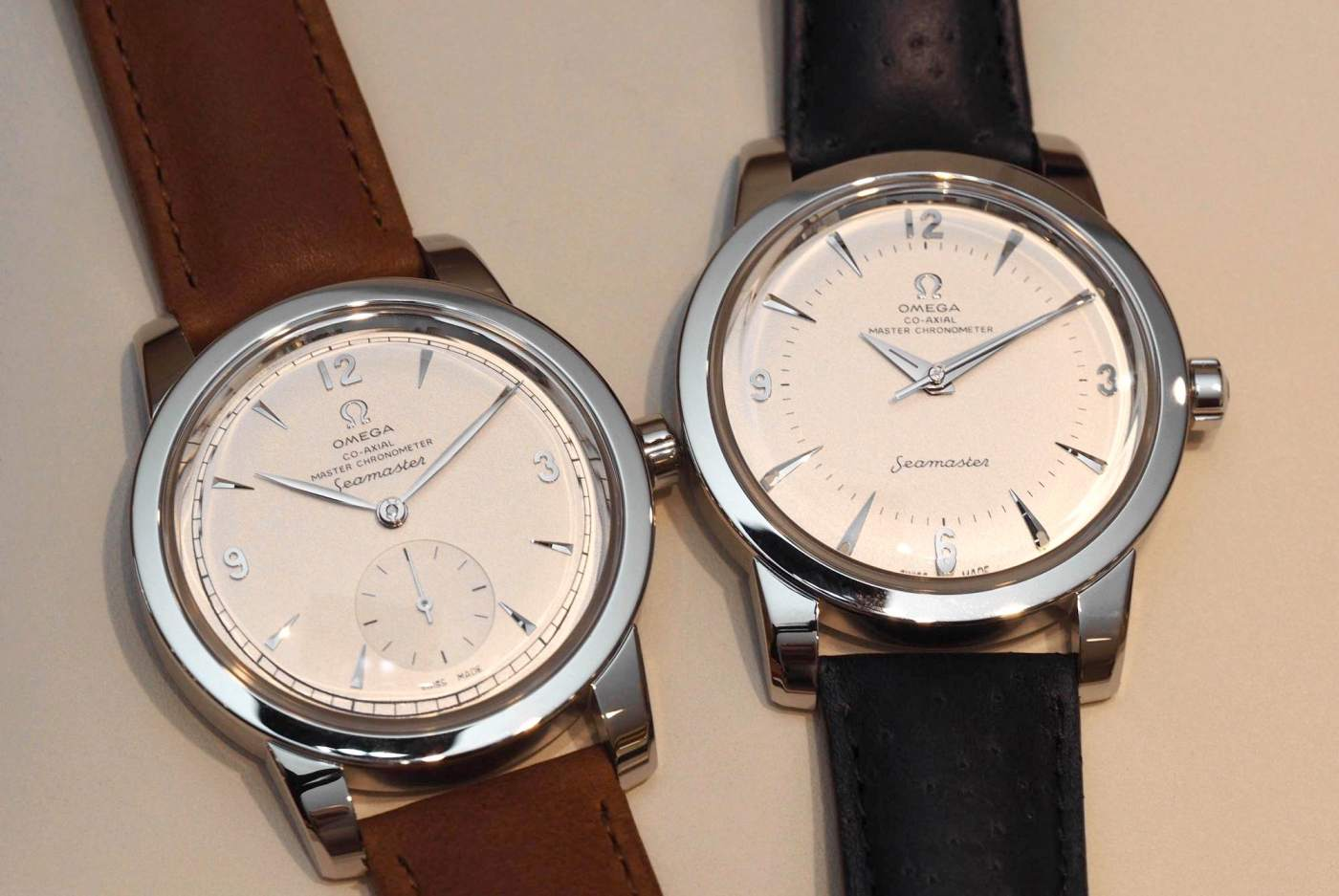 Omega Seamaster Limited Editions 1948