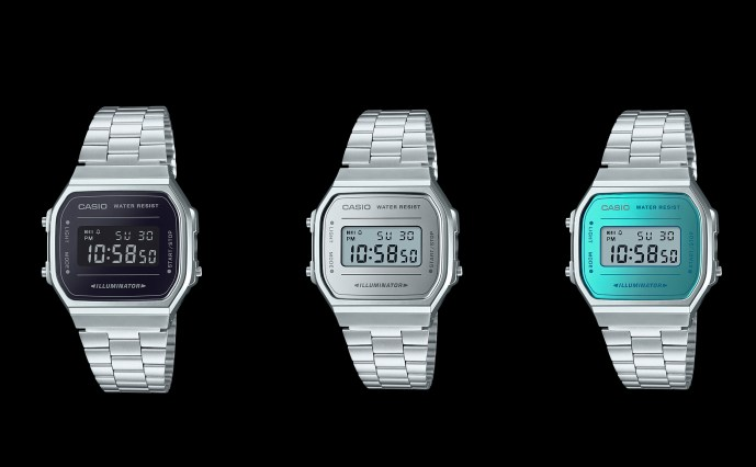 Casio 2018 Vintage collection