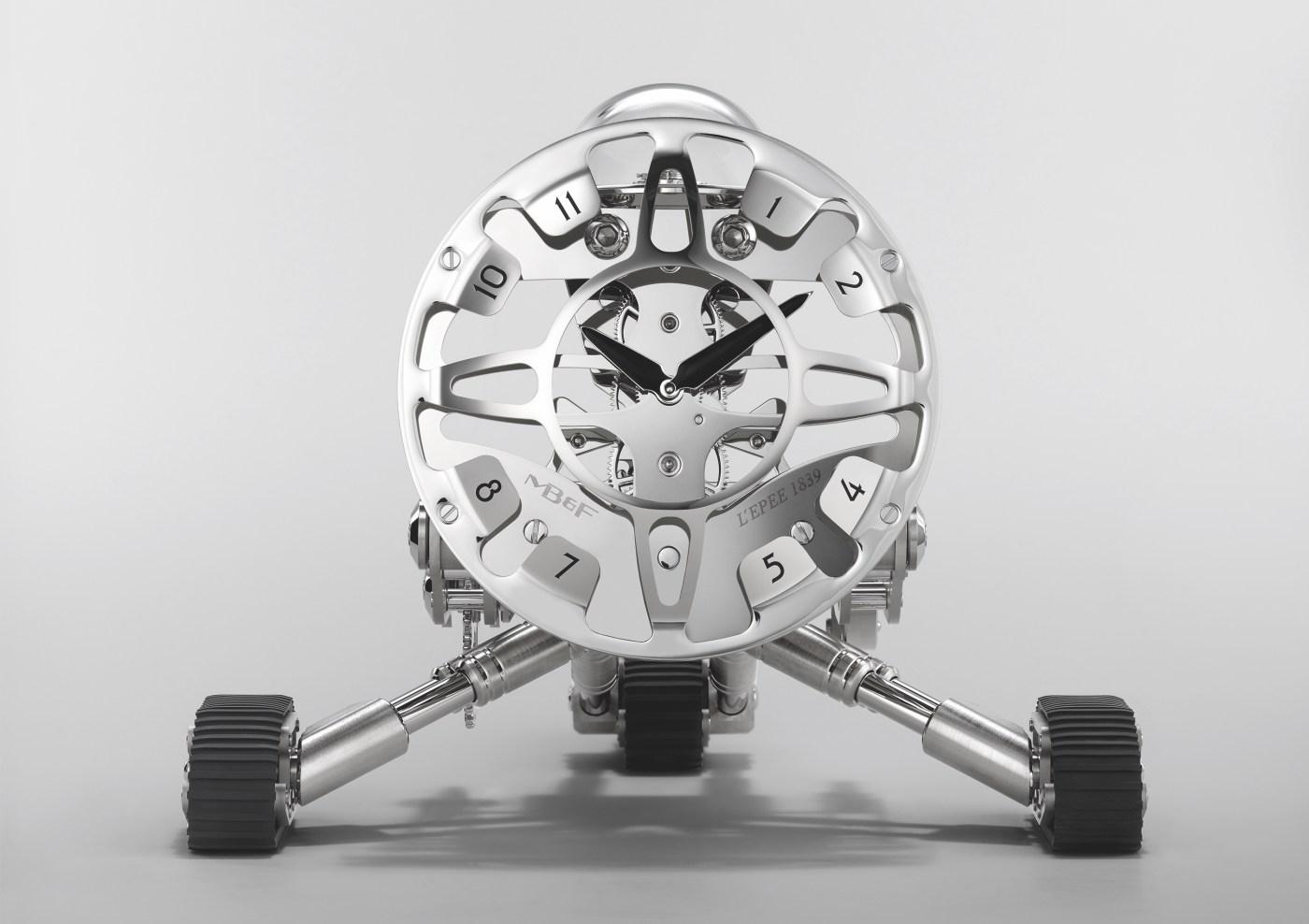 MB&F x L'Epée 1839 Grant Transforming Clock