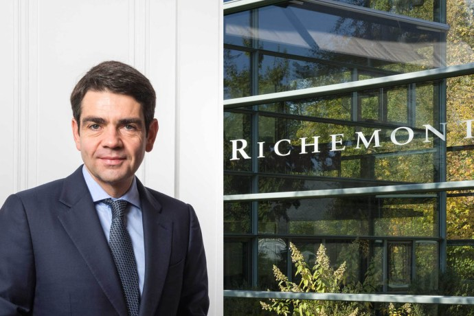 Jerome Lambert CEO of Richemont