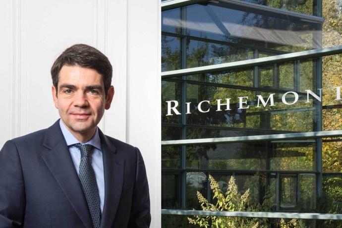 Jerome Lambert CEO of Richemont