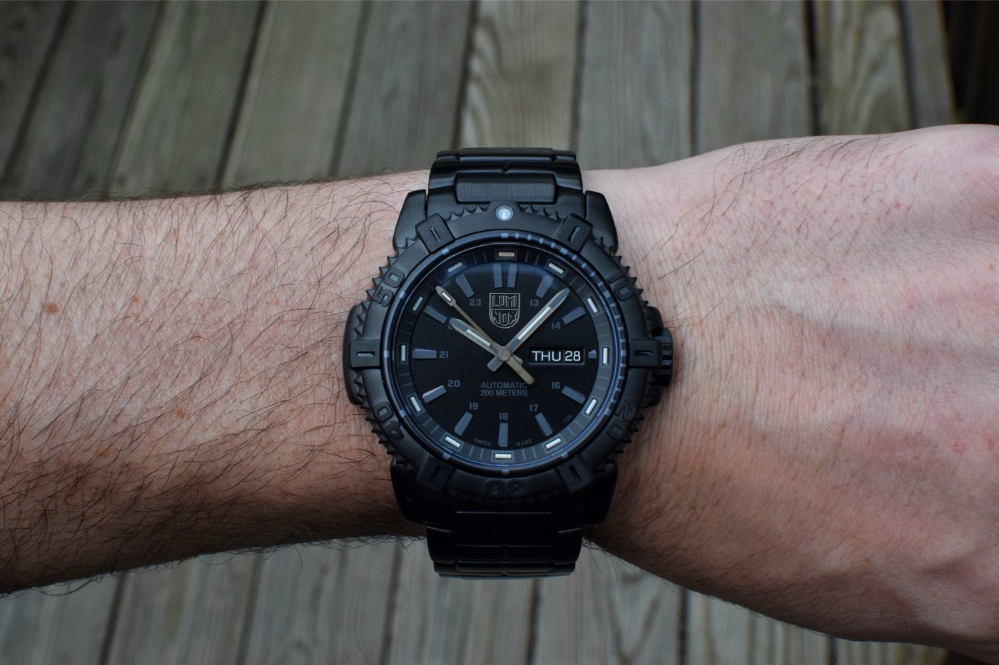 Luminox Modern Mariner Automatic