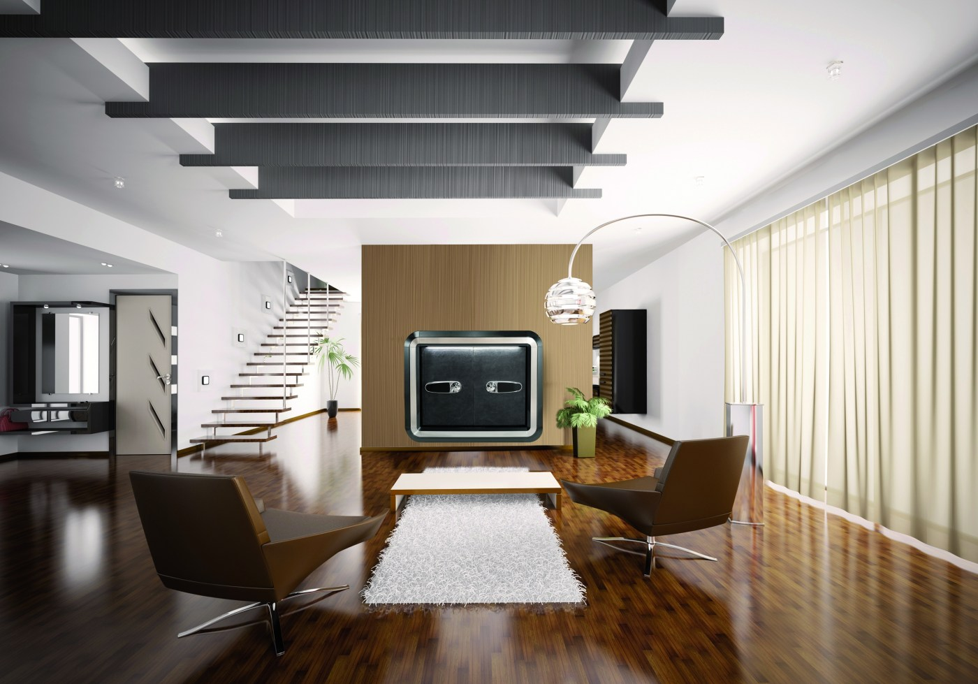 BUBEN&ZORWEG Vision Inbuilt Luxurious Interiors