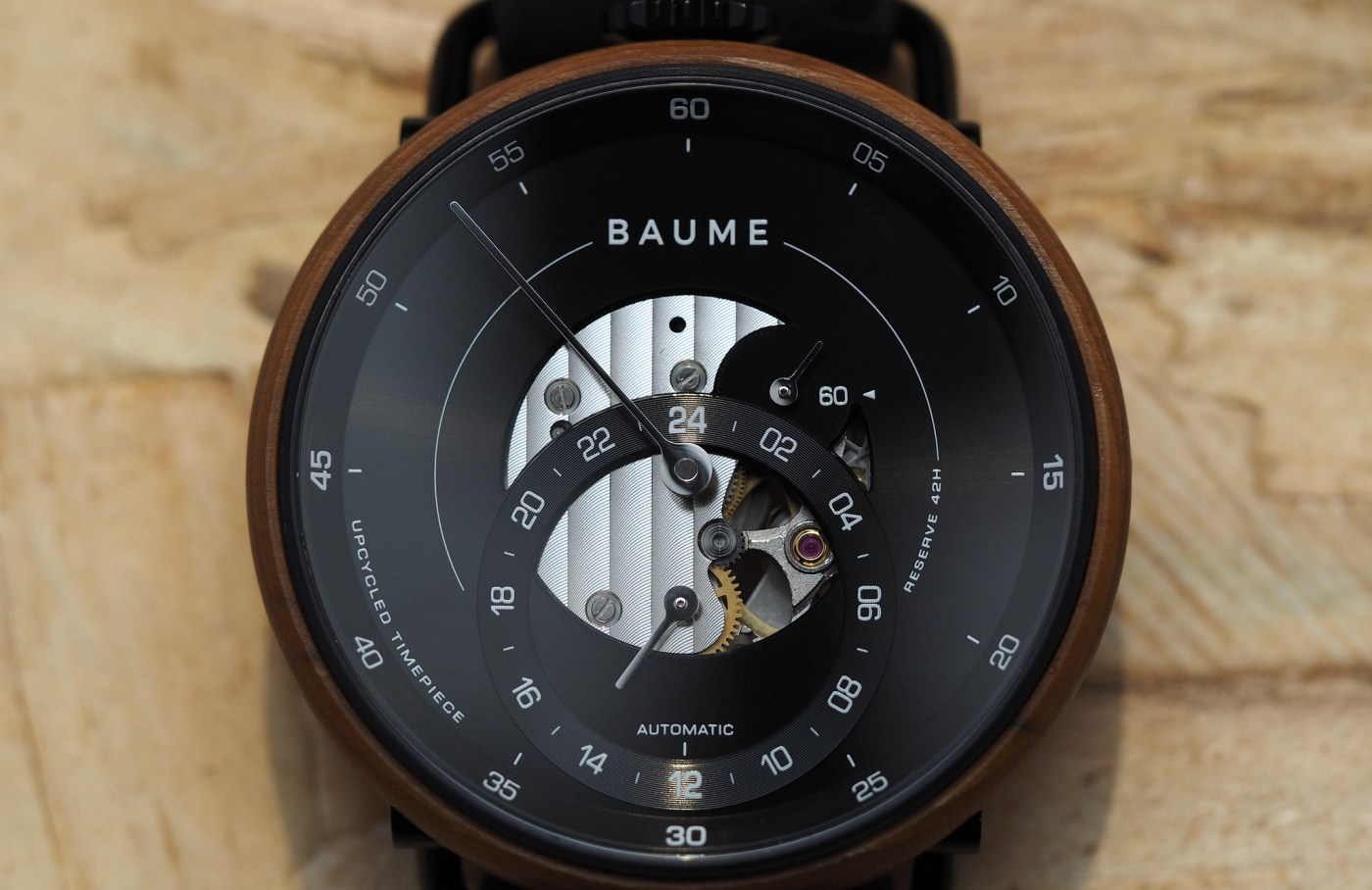 Baume HRS Limited Edition