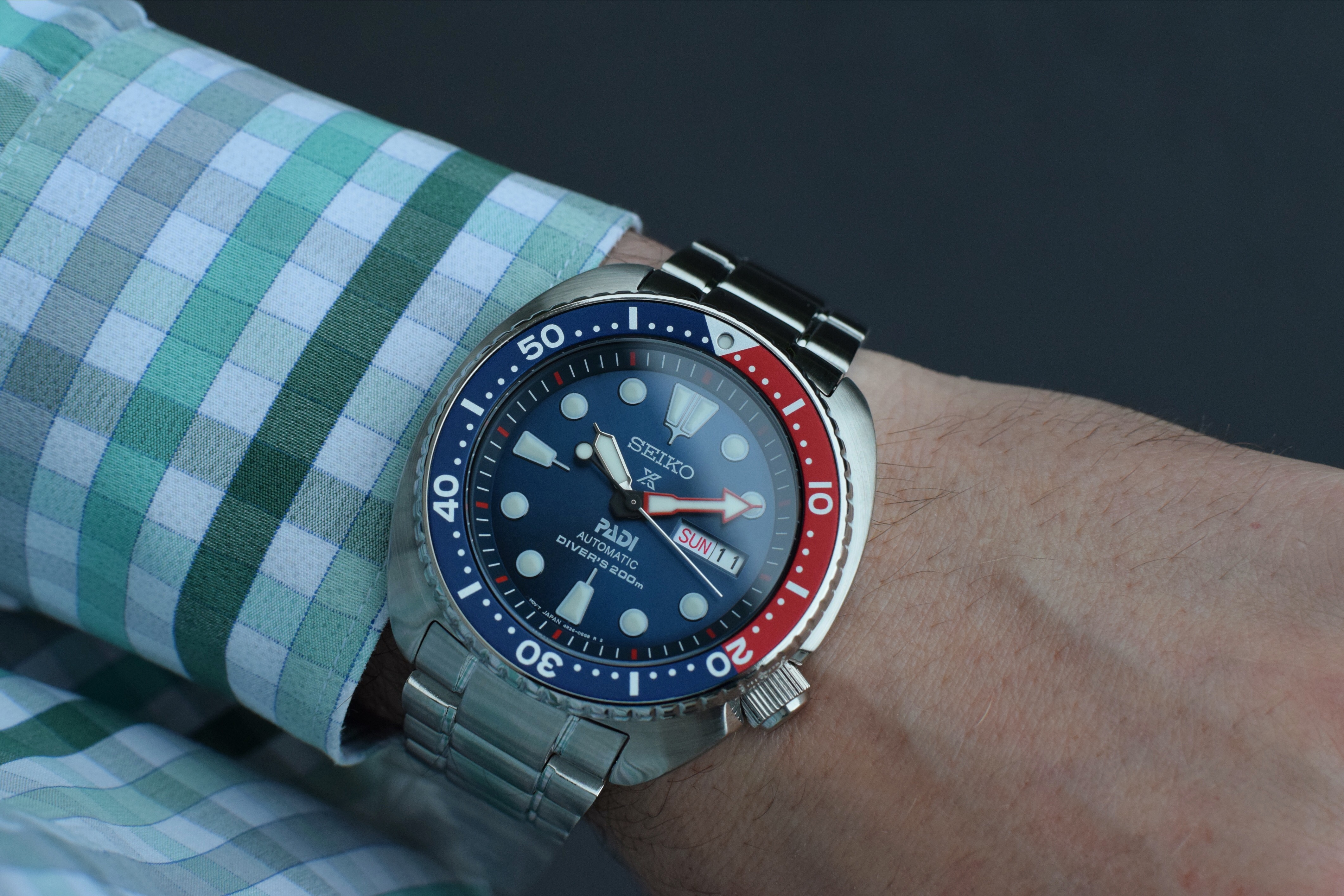 Review Seiko Prospex Srpa21 Padi Turtle