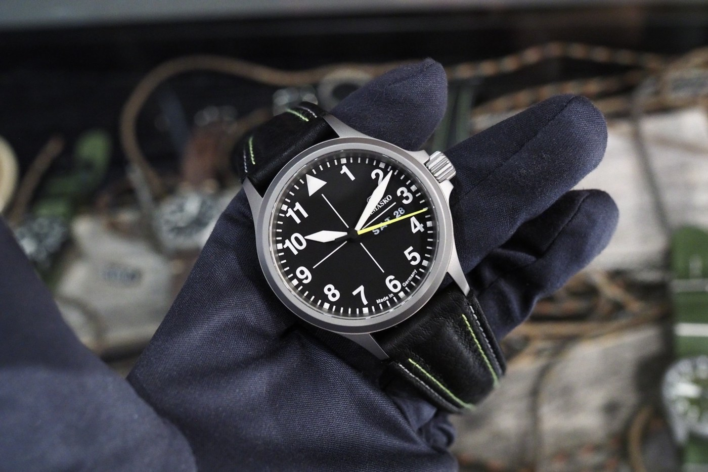 Damasko DA36 Automatic Watch