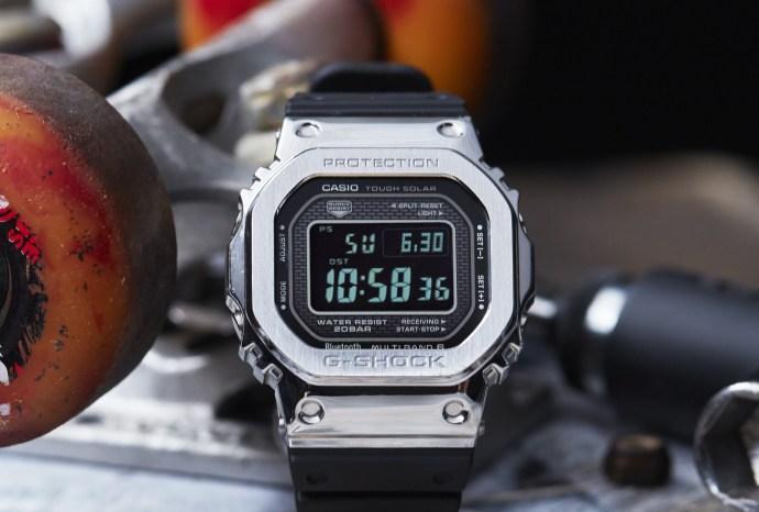 G-Shock Full Metal 5000 GMWB5000-1