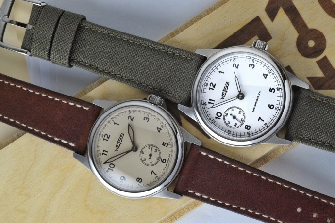 Weiss Field Watches