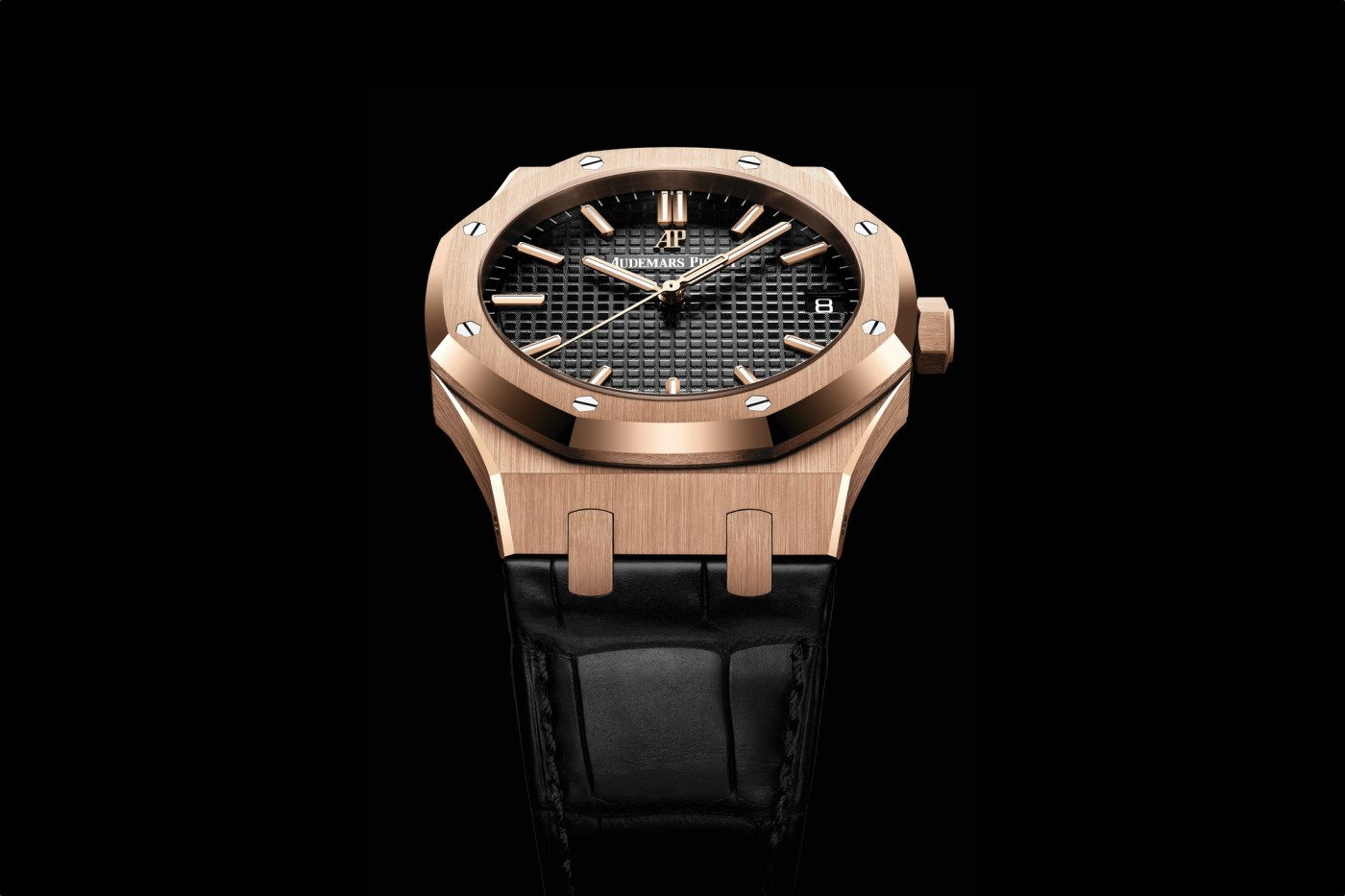Audemars Piguet Royal Oak 15500 pink gold