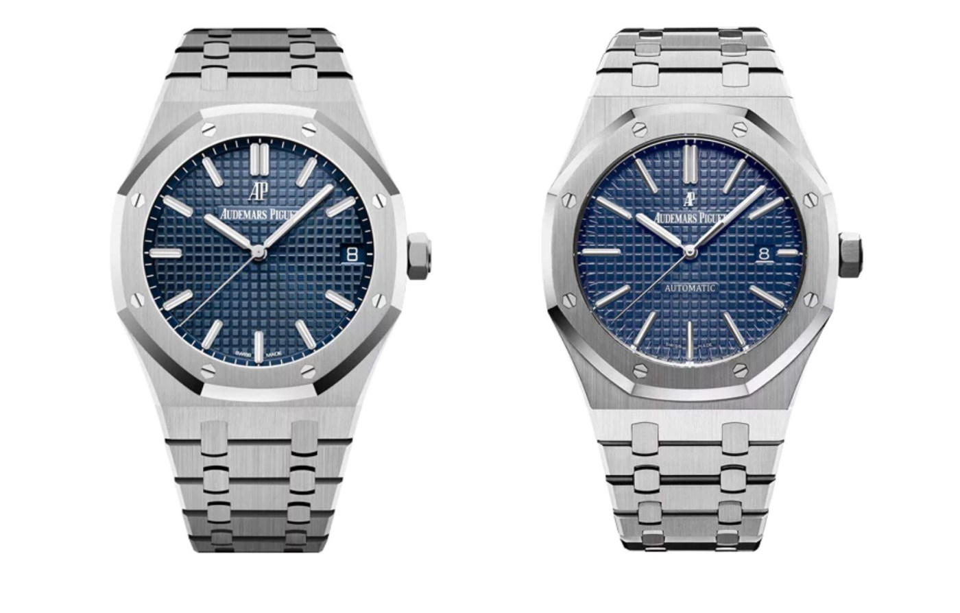 Audemars Piguet Royal Oak 15500 vs. 15400