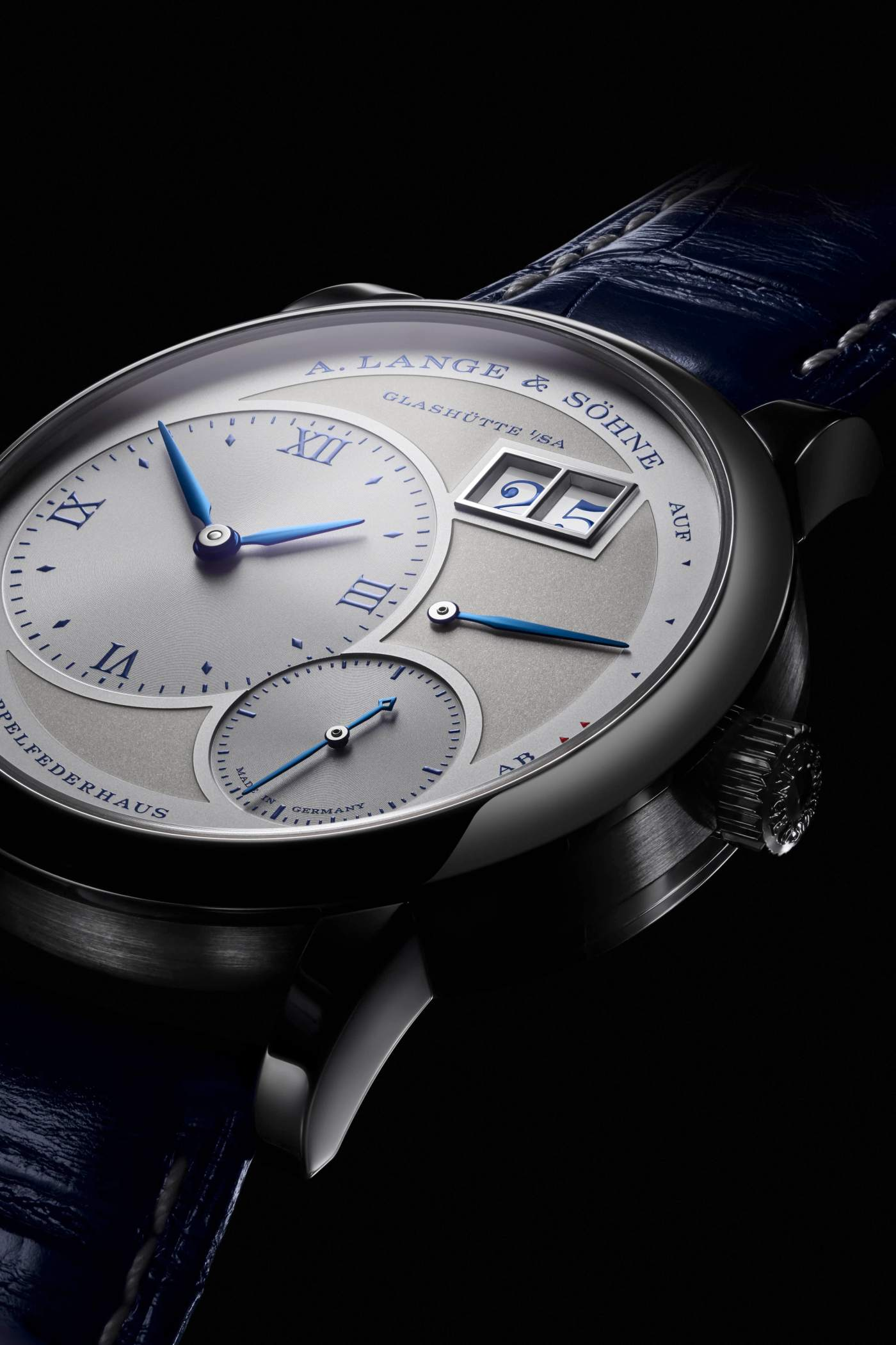 Lange 1 25th Anniversary portrait