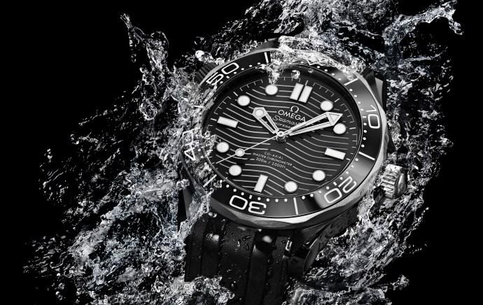 Omega Seamaster Diver 300M Titanium and Ceramic