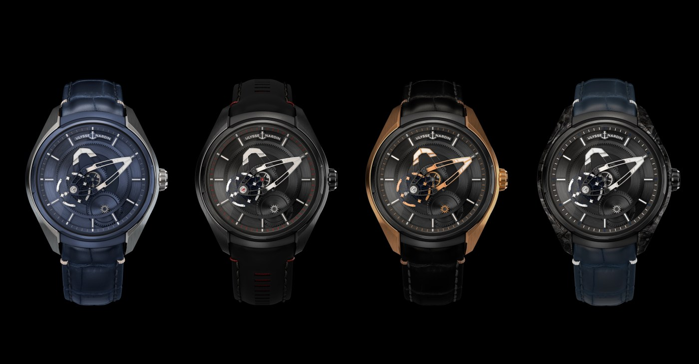 Ulysse Nardin Freak X collection