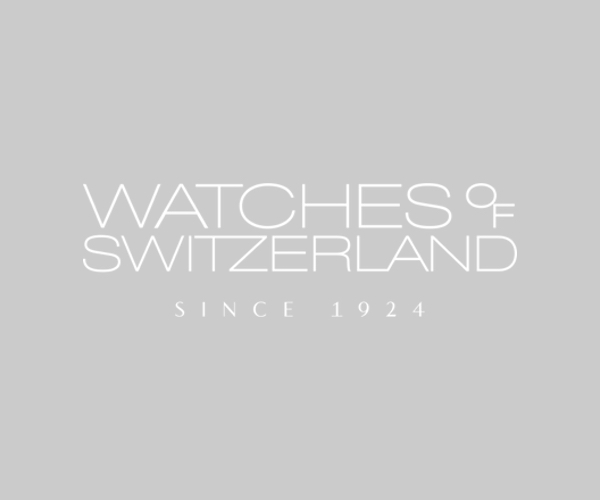 Watches of Switzerland SoHo ad