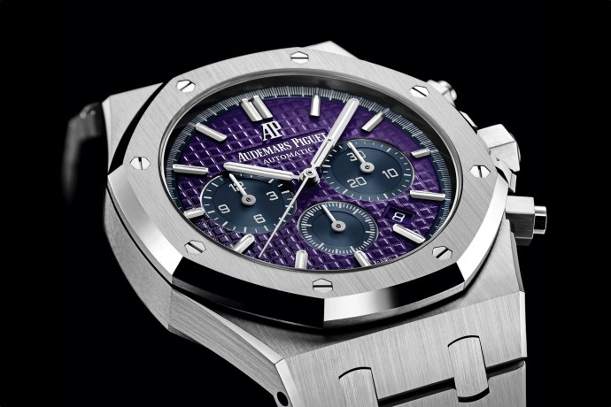 Audemars Piguet Royal Oak Chronograph-One Drop 2019 Unique Piece