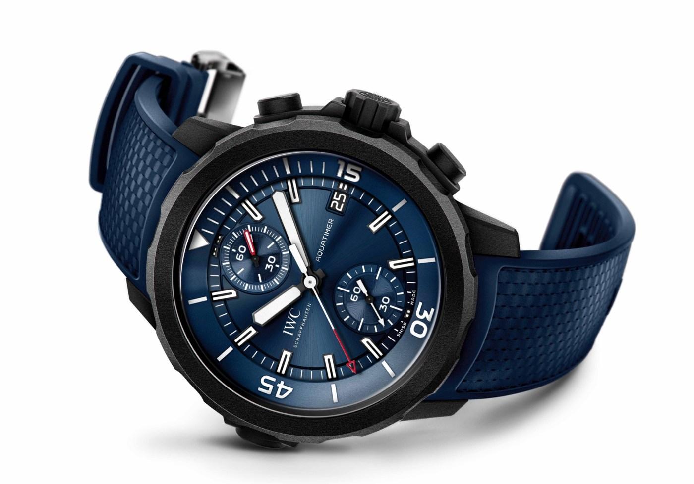 IWC Aquatimer Chronograph Edition Laureus Sport For Good