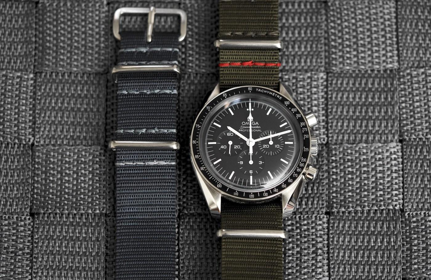 ADPT American Made Nylon Watch Strap