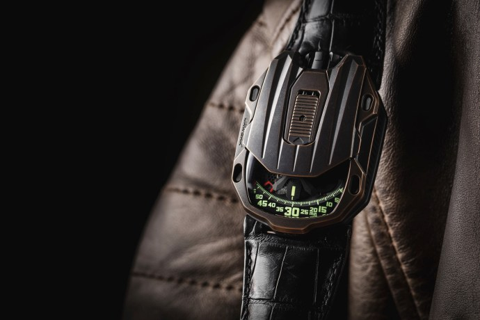 Urwerk UR-015 CT Maverick Bronze