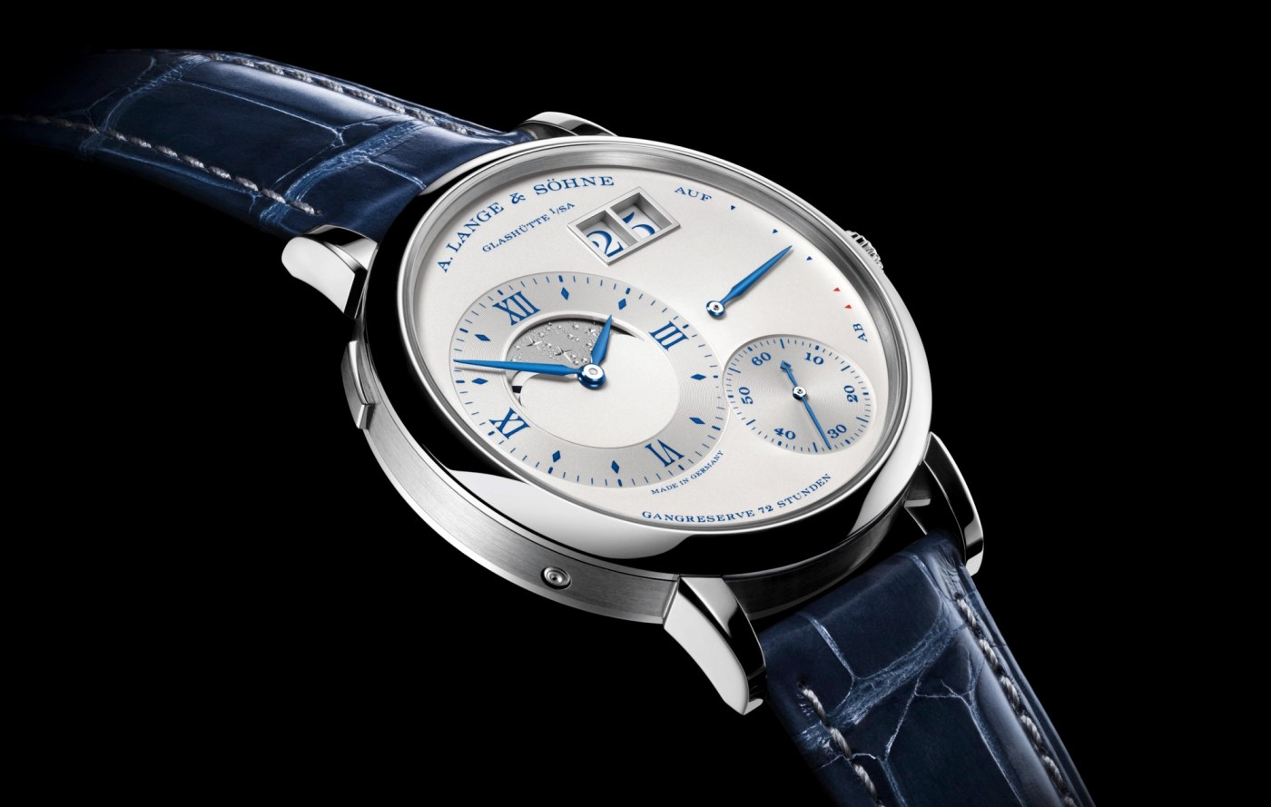 Grand Lange 1 Moon Phase 25th Anniversary