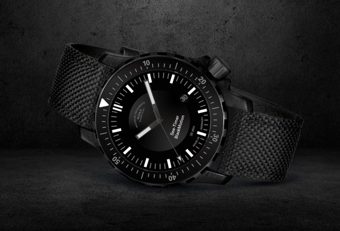 Mühle-Glashütte Sea-Timer BlackMotion
