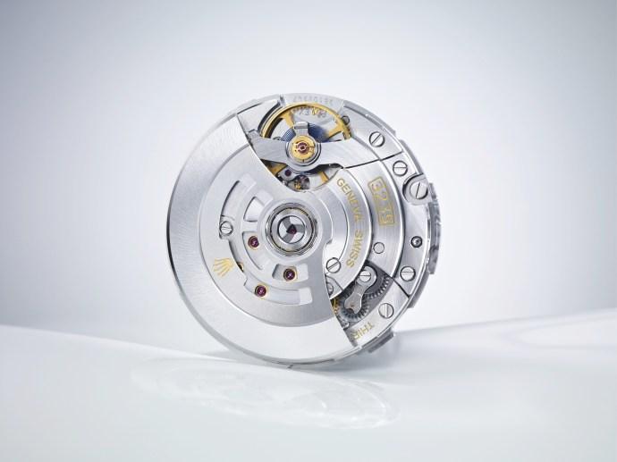 Rolex caliber 3235
