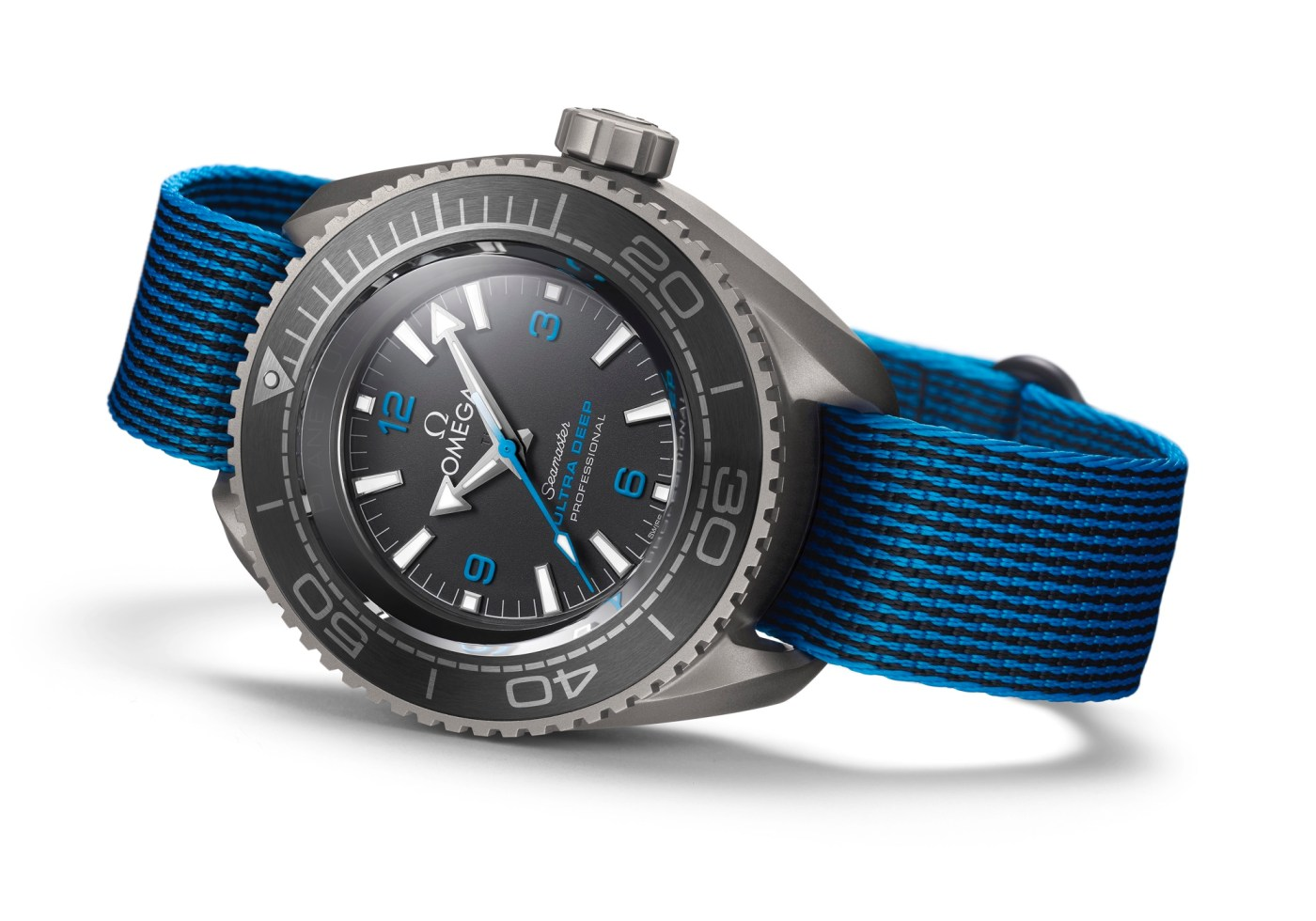 Omega Seamaster Ultra Deep Professional dive watch