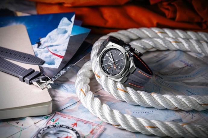 Vacheron Constantin Overseas Dual Time Prototype