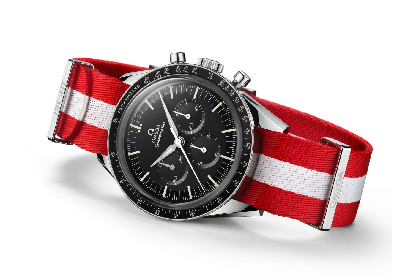 Omega Speedmaster First Omega-in Space remake for The Met