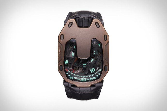 Urwerk Hour Glass UR-105