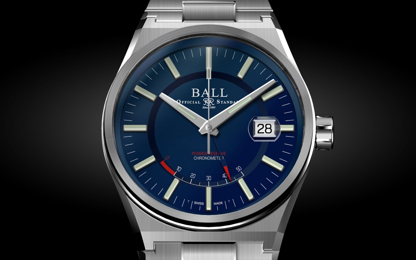 Ball Roadmaster Icebreaker