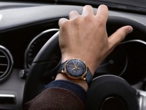 Junghans Meister Chronoscope wristshot