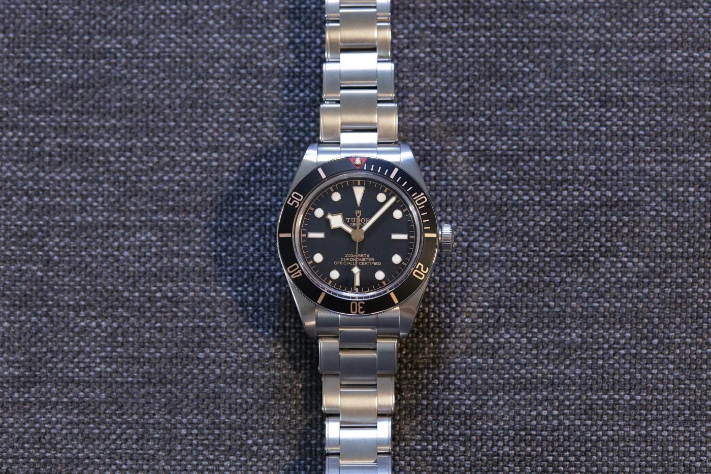 Tudor Black Bay 58 Ref. 79030N front