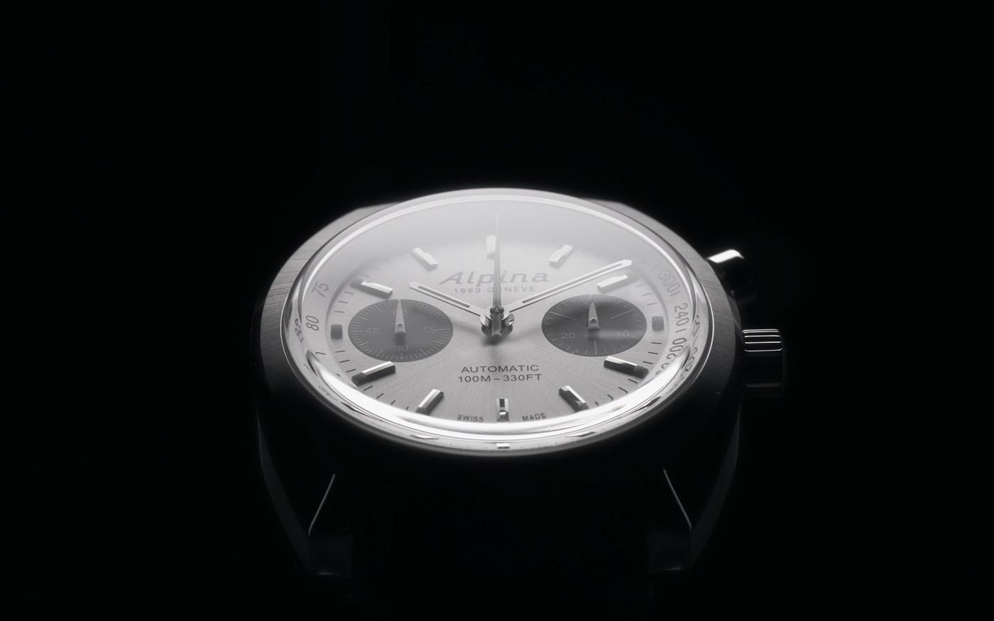 2019 Alpina Startimer Pilot Heritage Chronograph