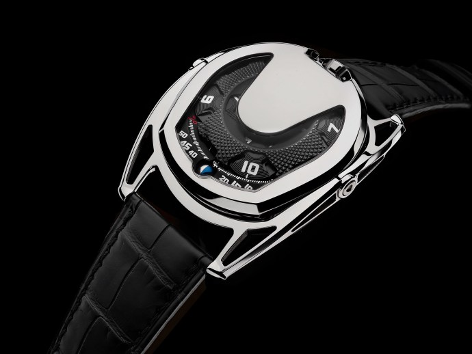 DeBethune Urwerk Moon Satellite Only Watch 2019