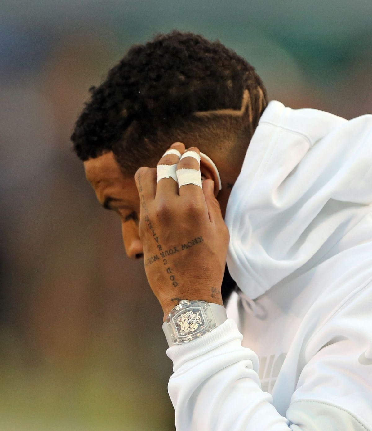 Odell Beckham Richard Mille RM 56-01 replica watch