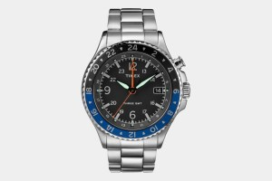 Timex Allied Three GMT