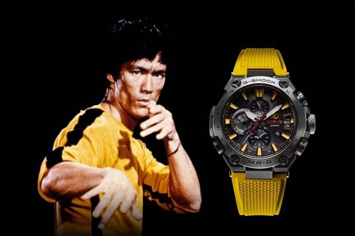 G-Shock MR-G X Bruce Lee Watch