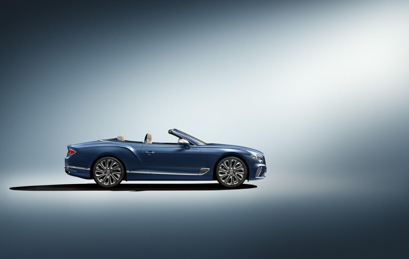 2020 Bentley Continental GT Mulliner Convertible