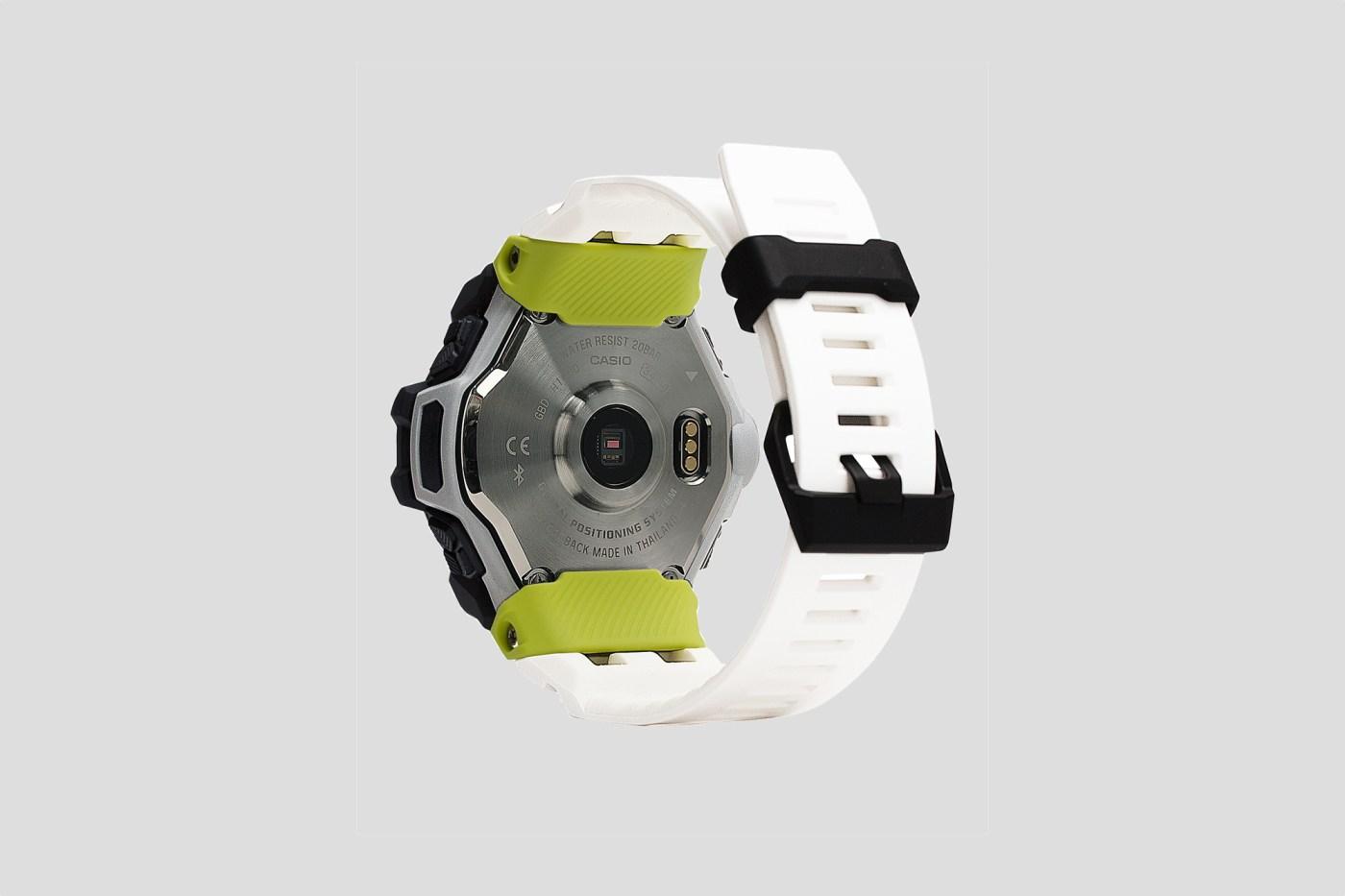 G-Shock Move GBDH1000-1A7 caseback