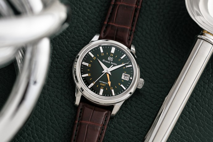 "Grand Seiko x Watches of Switzerland ""Toge"" Special Edition Ref. SBGN241"