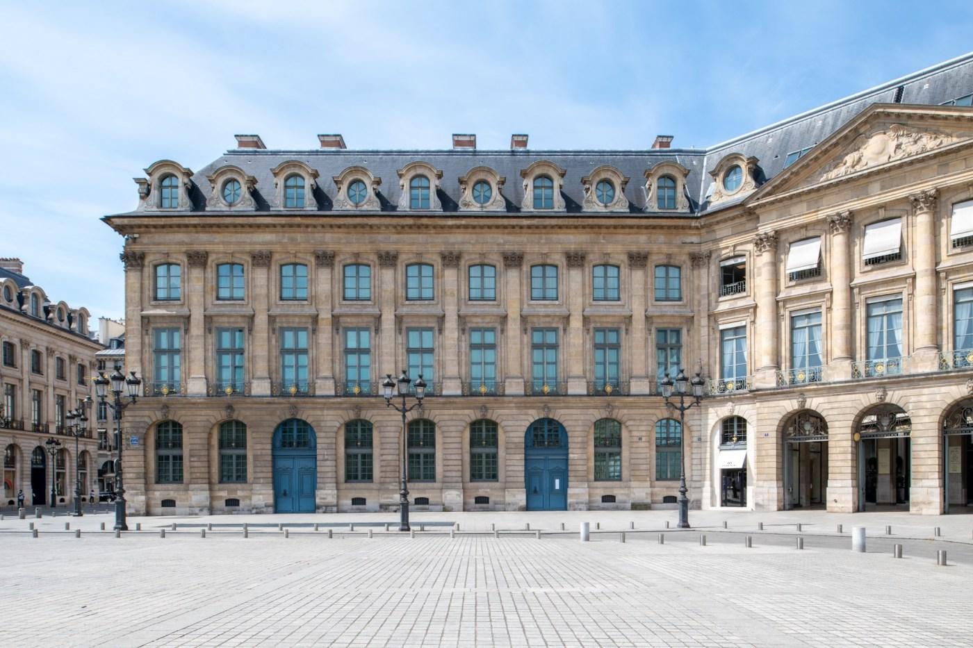 Grand Seiko 7 Place Vendôme