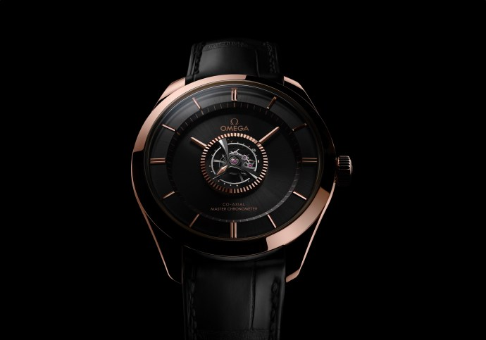 Omega De Ville Tourbillon Master Chronometer Numbered Edition